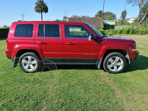 Jeep Patriot 4x2 Limited usado (2014) color Rojo precio $209,000