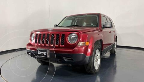 foto Jeep Patriot 4x2 Sport CVT usado (2016) color Rojo precio $219,999