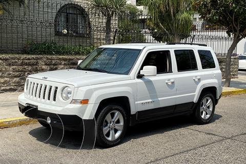 Jeep Patriot 4x2 Sport CVT usado (2012) color Blanco precio $148,500
