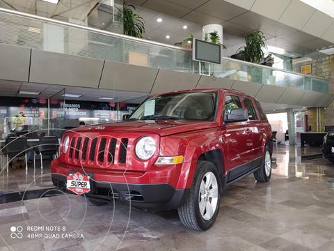 Jeep Patriot 4x2 Sport CVT usado (2015) color Rojo precio $219,000