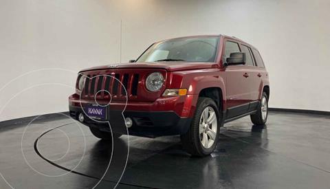 Jeep Patriot 4x2 Latitude Aut  usado (2014) color Rojo precio $184,999
