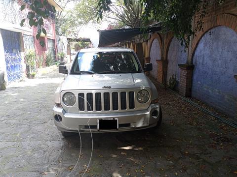 Jeep Patriot 4x2 Base CVT usado (2009) color Plata precio $115,000
