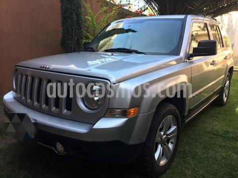 Jeep Patriot 4x2 Limited CVT usado (2012) color Plata precio $135,000