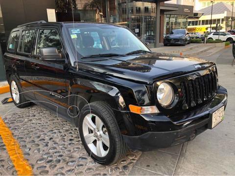 Jeep Patriot 4x2 Sport Aut usado (2015) color Negro precio $200,000