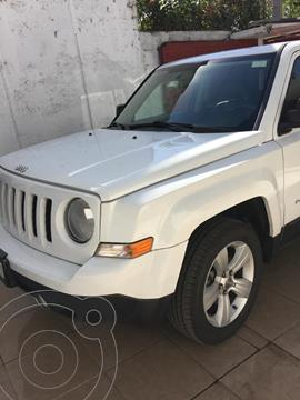 Jeep Patriot 4x2 Limited CVT Nav usado (2012) color Blanco precio $220,000
