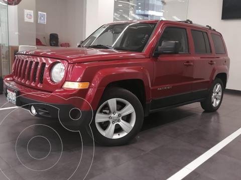 Jeep Patriot 4x2 Limited CVT  usado (2015) color Rojo precio $210,000