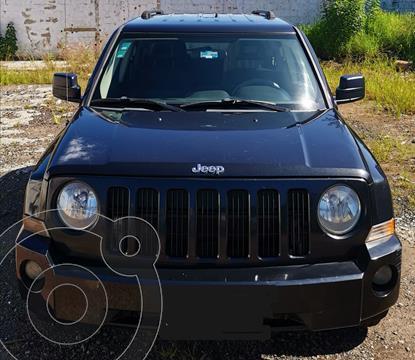 Jeep Patriot 4x2 Sport usado (2009) color Negro precio $120,000