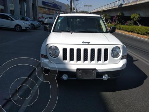 Jeep Patriot 4x4 Limited CVT usado (2014) color Blanco precio $188,000