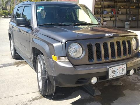 Jeep Patriot 4x2 Base usado (2015) color Gris precio $178,000