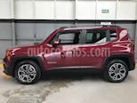 Foto venta Auto usado Jeep Renegade 5p Latitude L4/1.8 Aut (2018) color Rojo precio $365,000
