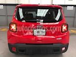 Foto venta Auto usado Jeep Renegade 5p Latitude L4/1.8 Aut (2019) color Rojo precio $434,900