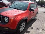 Foto venta Auto usado Jeep Renegade 5p Sport L4/1.8 Aut (2017) color Rojo precio $290,000
