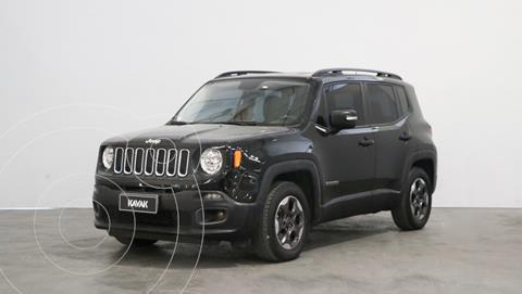 Jeep Renegade Sport usado (2017) color Negro precio $2.410.000