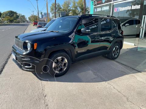 Jeep Renegade Sport Aut Plus usado (2017) color Negro precio $2.350.000