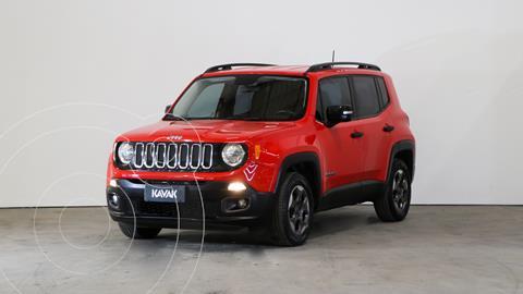 Jeep Renegade Sport Plus usado (2017) color Rojo precio $2.780.000