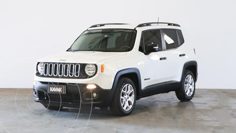 Jeep Renegade Sport Aut usado (2018) color Blanco precio $2.670.000