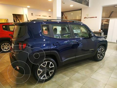 Jeep Renegade Longitude Aut nuevo color Azul financiado en cuotas(anticipo $1.400.000 cuotas desde $28.943)