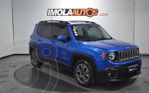 Jeep Renegade Longitude Aut usado (2018) color Azul Electrico precio $2.550.000