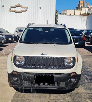 Jeep Renegade Sport Aut Plus usado (2018) color Blanco Glaciar financiado en cuotas(anticipo $1.580.800)