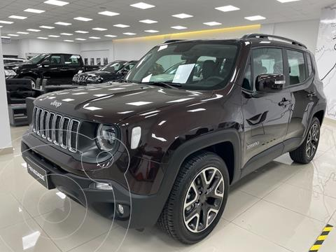 Jeep Renegade Longitude Aut nuevo color Marron financiado en cuotas(anticipo $990.000 cuotas desde $28.943)