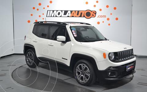 Jeep Renegade Longitude Aut usado (2018) color Blanco Glaciar precio $2.850.000