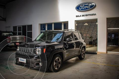 Jeep Renegade Sport Aut usado (2017) color Negro precio $2.550.000