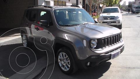 Jeep Renegade Sport Aut usado (2021) color Gris precio $3.499.900