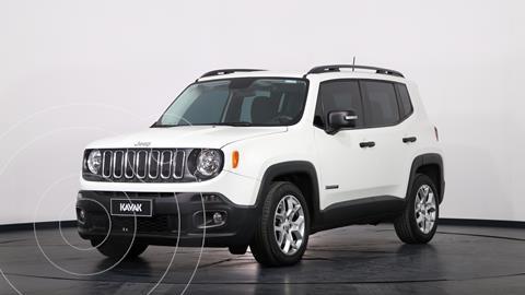 Jeep Renegade Sport Aut Plus usado (2018) color Blanco Glaciar precio $2.700.000