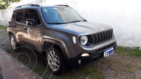 Jeep Renegade Sport usado (2020) color Gris financiado en cuotas(anticipo $1.800.000)