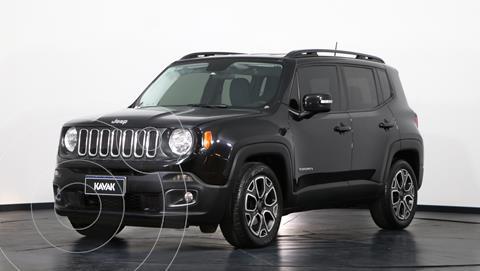 Jeep Renegade Longitude Aut usado (2018) color Negro Carbon precio $2.820.000