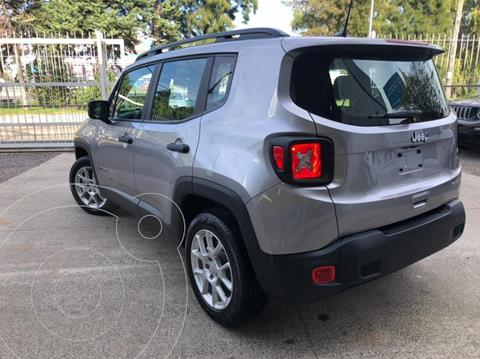 Jeep Renegade Sport Aut nuevo color Gris financiado en cuotas(anticipo $1.100.000 cuotas desde $28.943)