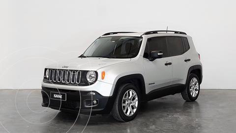 Jeep Renegade Sport Aut Plus usado (2018) color Gris Claro precio $2.610.000