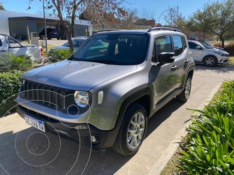 Jeep Renegade Sport usado (2021) color Gris precio $3.100.000