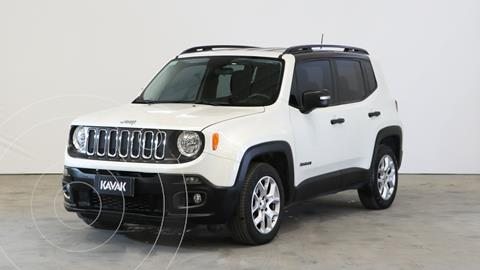 Jeep Renegade Sport usado (2019) color Blanco precio $2.540.000