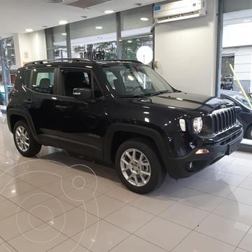 Jeep Renegade Sport nuevo color Negro Carbon financiado en cuotas(anticipo $1.500.000 cuotas desde $30.500)