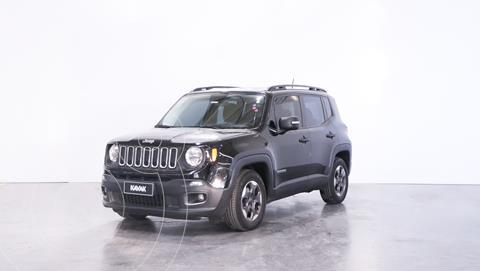 Jeep Renegade Sport usado (2017) color Negro precio $2.710.000
