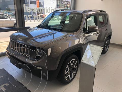 Jeep Renegade Longitude Aut nuevo color Gris financiado en cuotas(anticipo $1.000.000 cuotas desde $28.943)