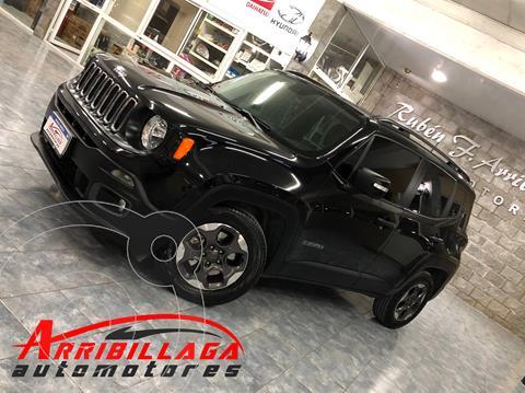 Jeep Renegade Sport Plus Aut usado (2017) color Negro precio $2.750.000