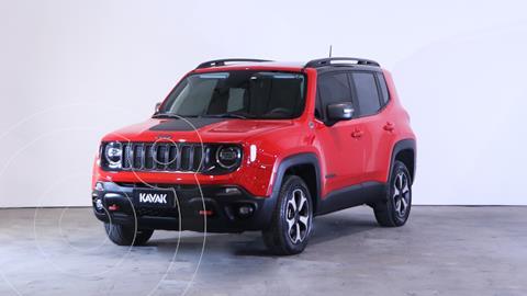Jeep Renegade Trailhawk 4x4 Aut usado (2019) color Rojo precio $4.650.000