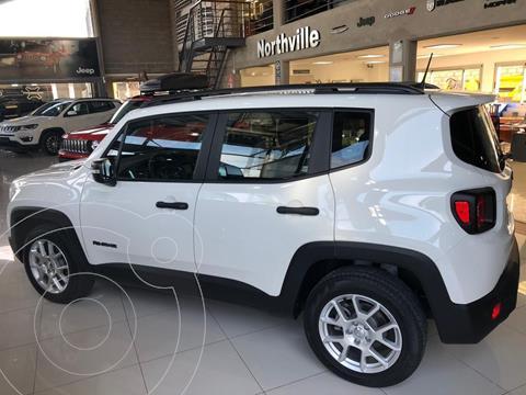 Jeep Renegade Sport nuevo color Blanco financiado en cuotas(anticipo $1.400.000 cuotas desde $29.600)