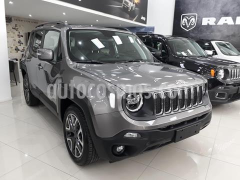 Jeep Renegade Sport usado (2020) color Gris precio $1.825.200
