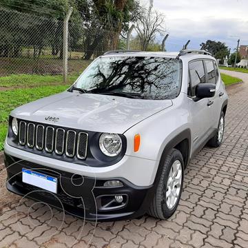 Jeep Renegade Sport usado (2018) color Gris precio $2.350.000