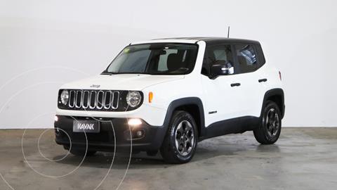 Jeep Renegade Sport usado (2017) color Blanco Glaciar precio $2.320.000