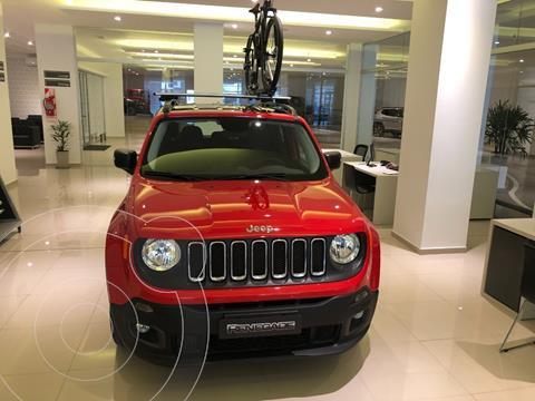 Jeep Renegade Sport nuevo color Rojo financiado en cuotas(anticipo $970.000 cuotas desde $28.943)