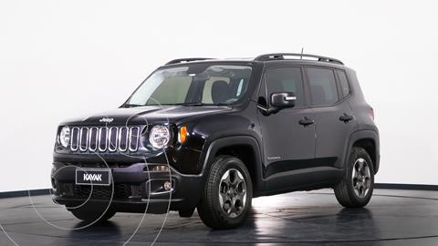 Jeep Renegade Sport Plus usado (2017) color Negro Carbon precio $2.340.000