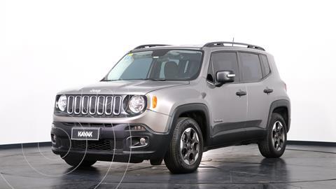 Jeep Renegade Sport Aut usado (2018) color Gris Carbono precio $2.950.000