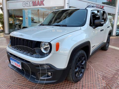 Jeep Renegade Sport usado (2018) color Blanco financiado en cuotas(anticipo $1.500.000)