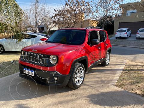 Jeep Renegade Sport usado (2018) color Rojo precio $2.490.000