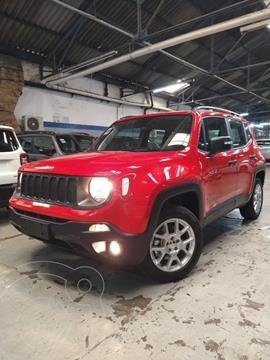 Jeep Renegade Sport nuevo color Rojo financiado en cuotas(anticipo $1.200.000 cuotas desde $30.000)