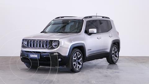 Jeep Renegade Longitude Aut usado (2020) color Gris precio $3.300.000